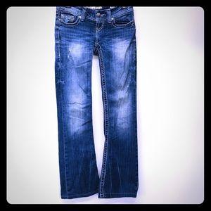 BKE Stella Flare Jeans 25